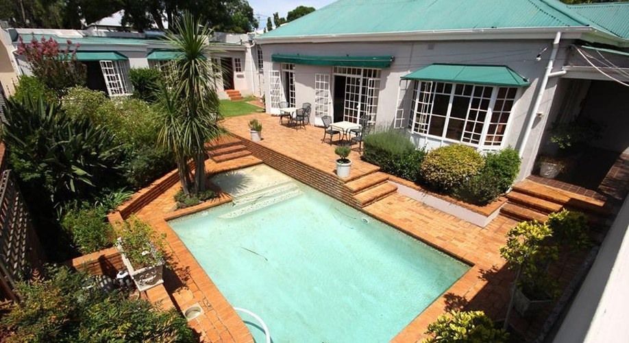 Bed And Breakfast In Johannesburg Melville
