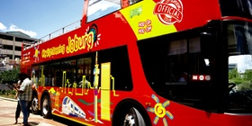 Johannesburg Sightseeing Bus