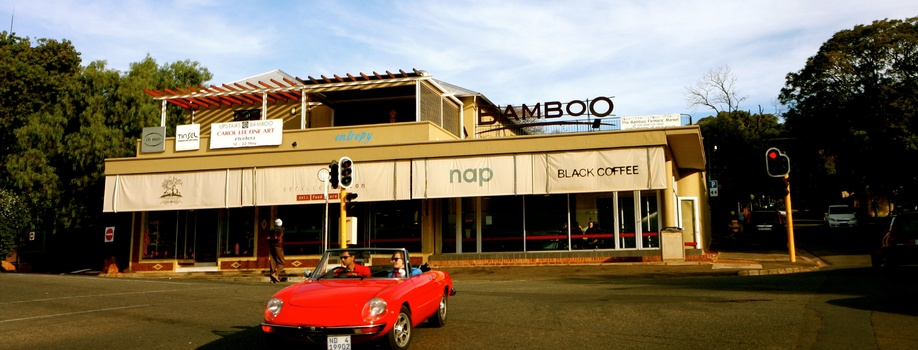 Bamboo Centre, Service Station Restaurant in Melville