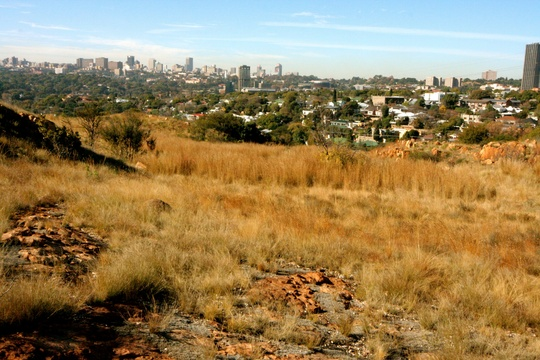 Johannesburg Attractions and Views
